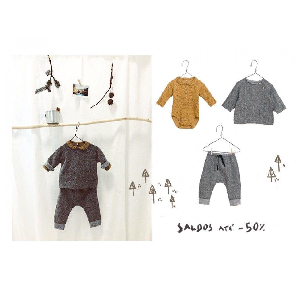 Coleção Bebé Menino