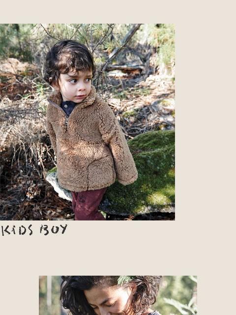 Moda consciente para niños