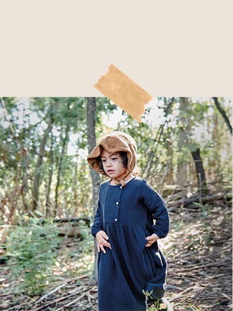 Moda ecologica para niñas