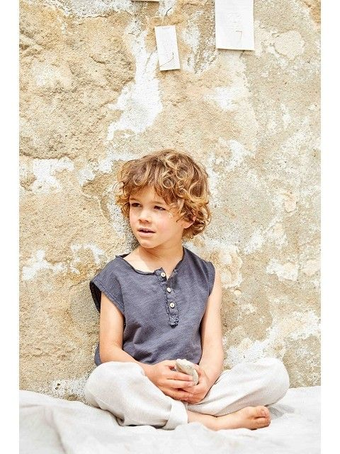 Sustainable Fashion for Boys