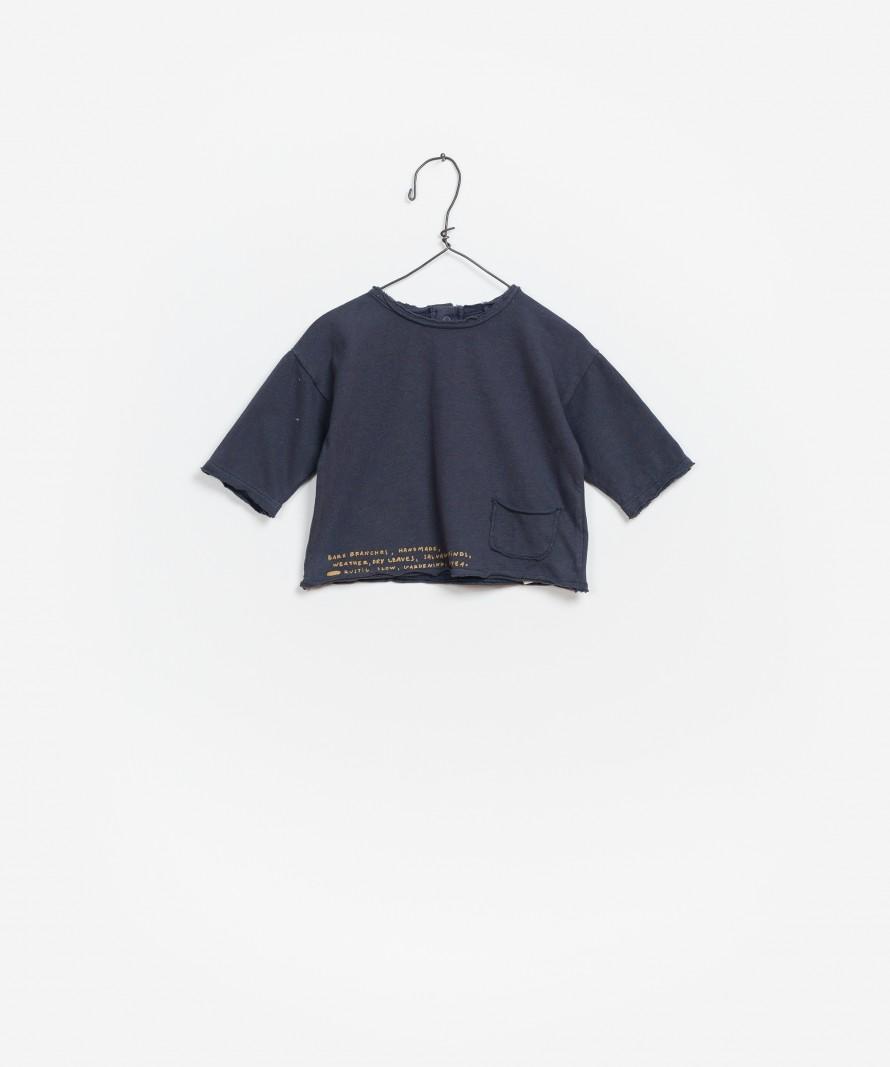 T-shirt Jersey Manga Comprida