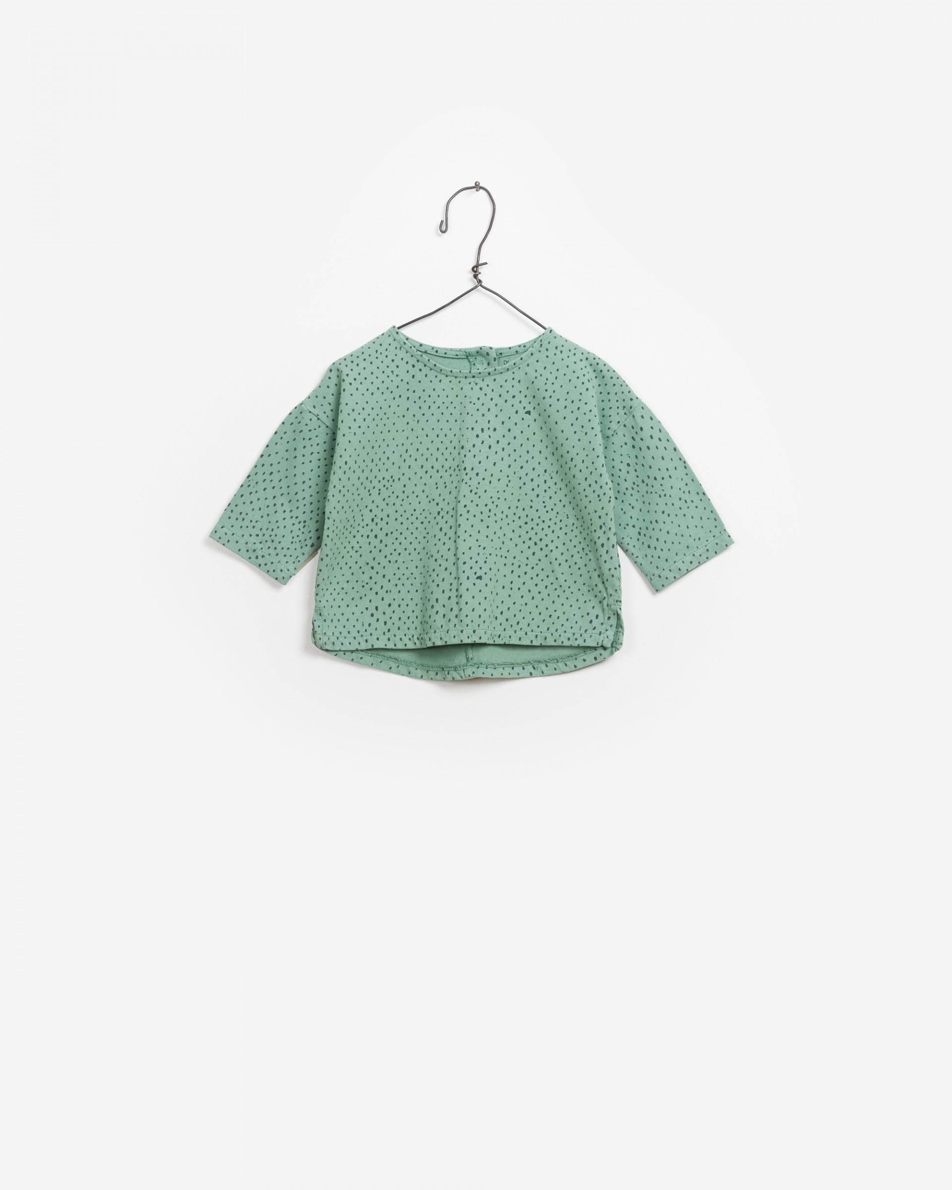 LS Printed Jersey T-shirt