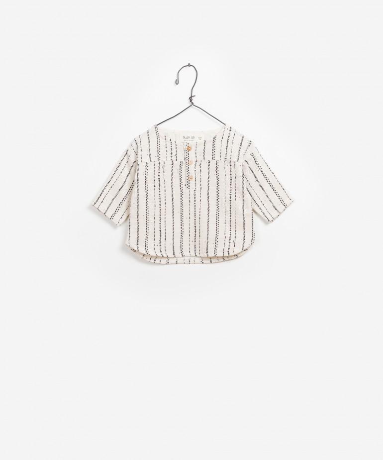Camisa Tecido Estampado