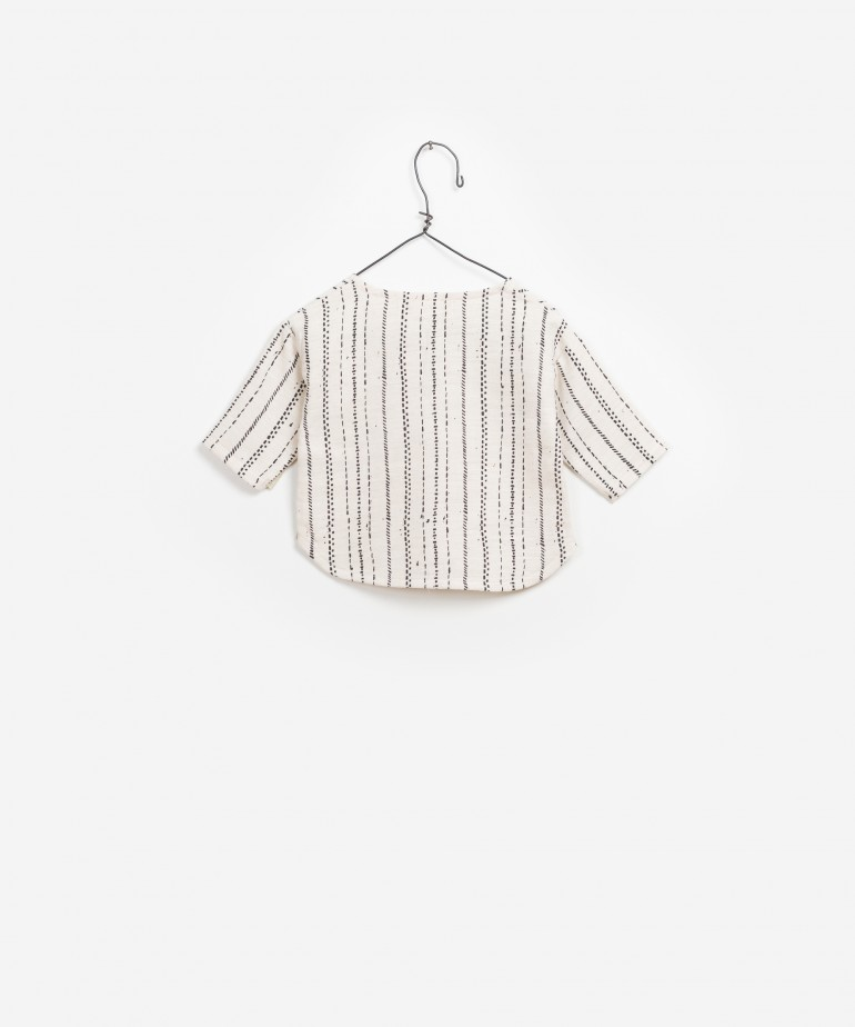 Camisa Tejido Estampada