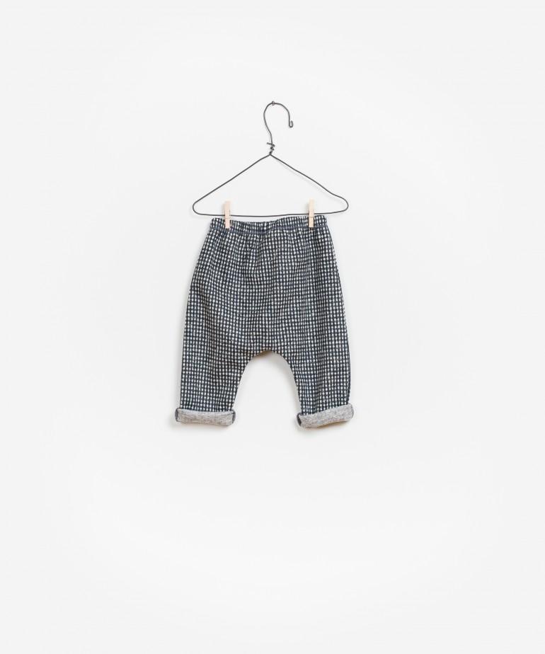 Pantalón Interlock