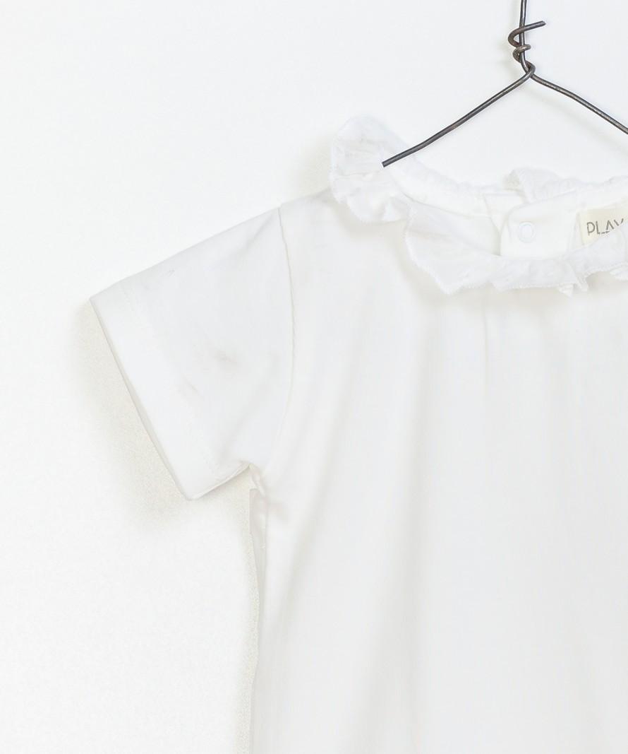 Body Jersey Manga Curta