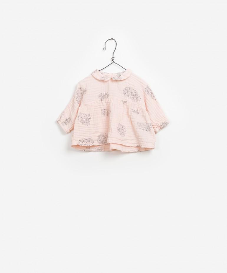 Printed Woven Tunic