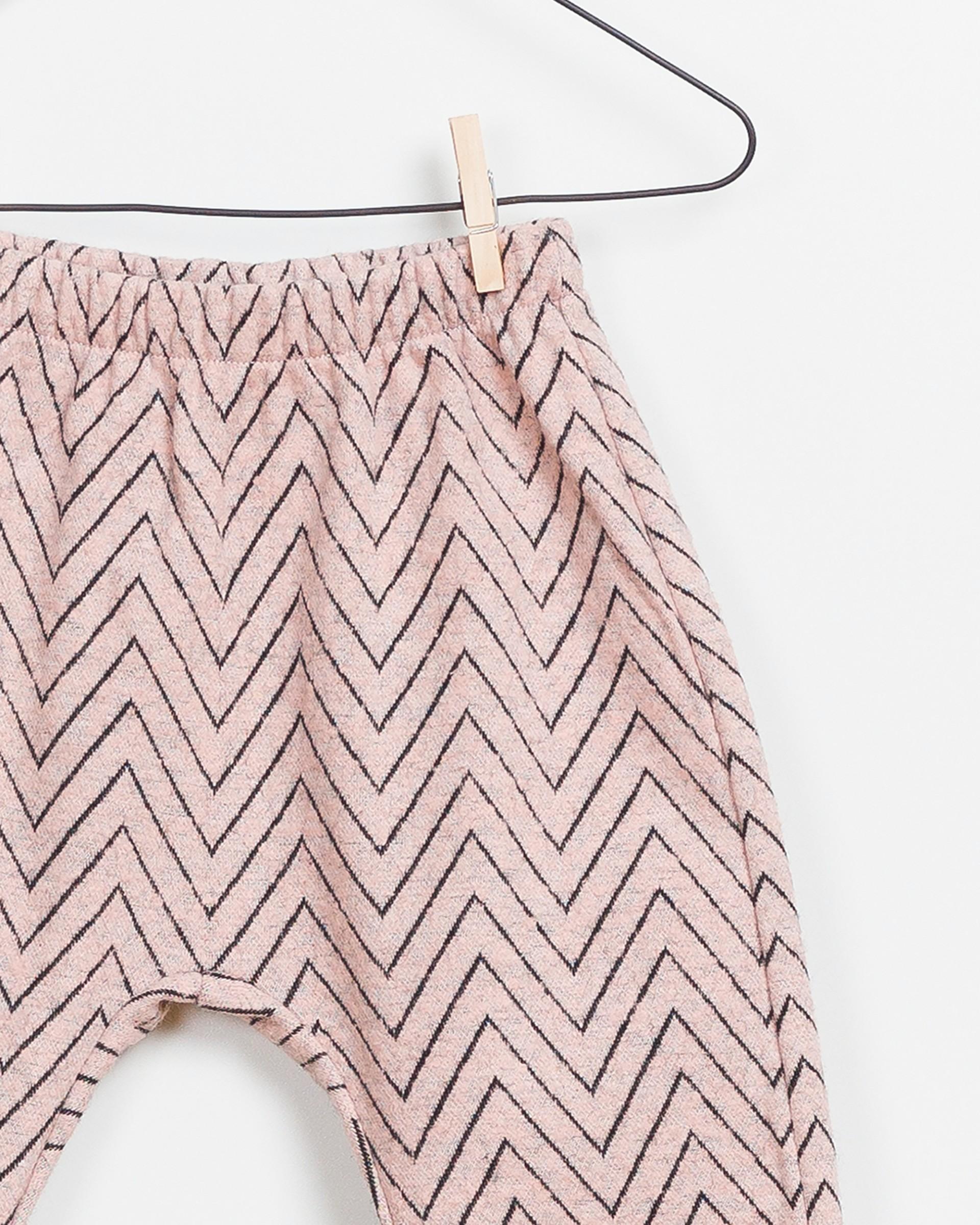 Pantalon Interlock