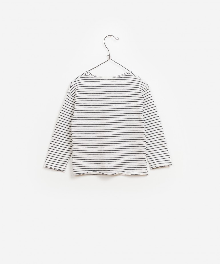 LS Striped Jersey T-shirt