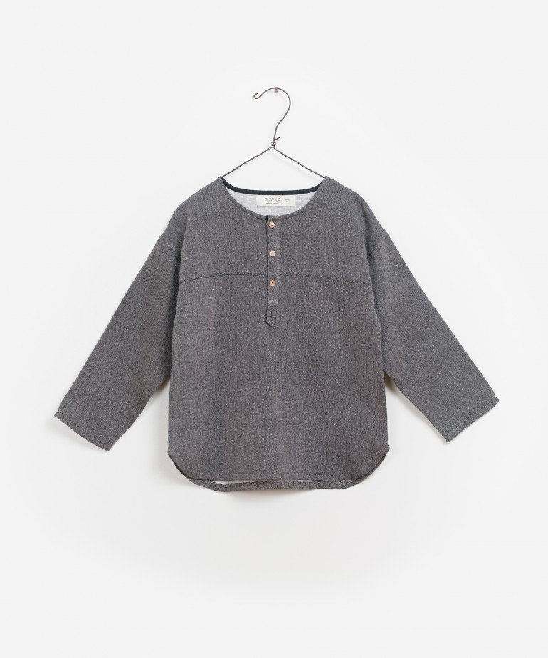 Camisa de Tecido