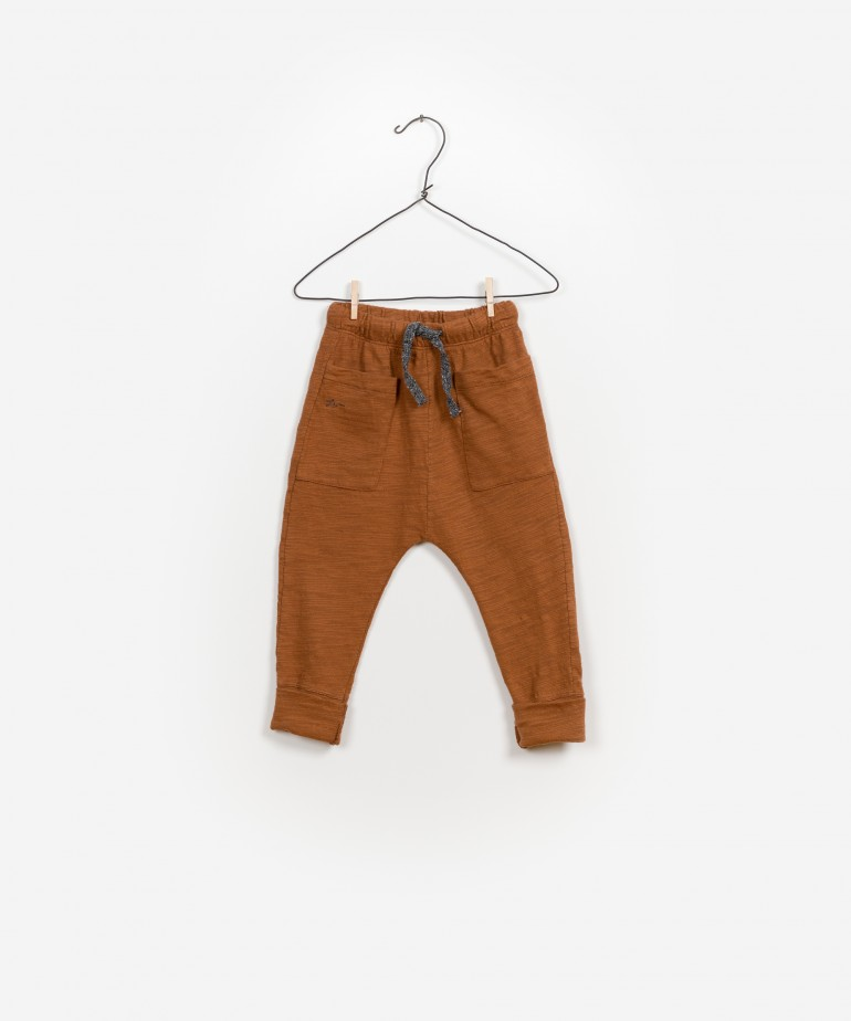 Flamê Jersey Trousers