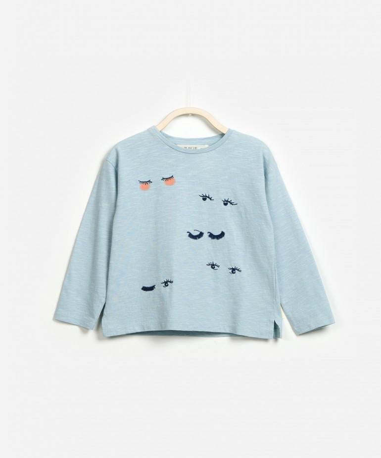 Flamê Jersey LS T-shirt
