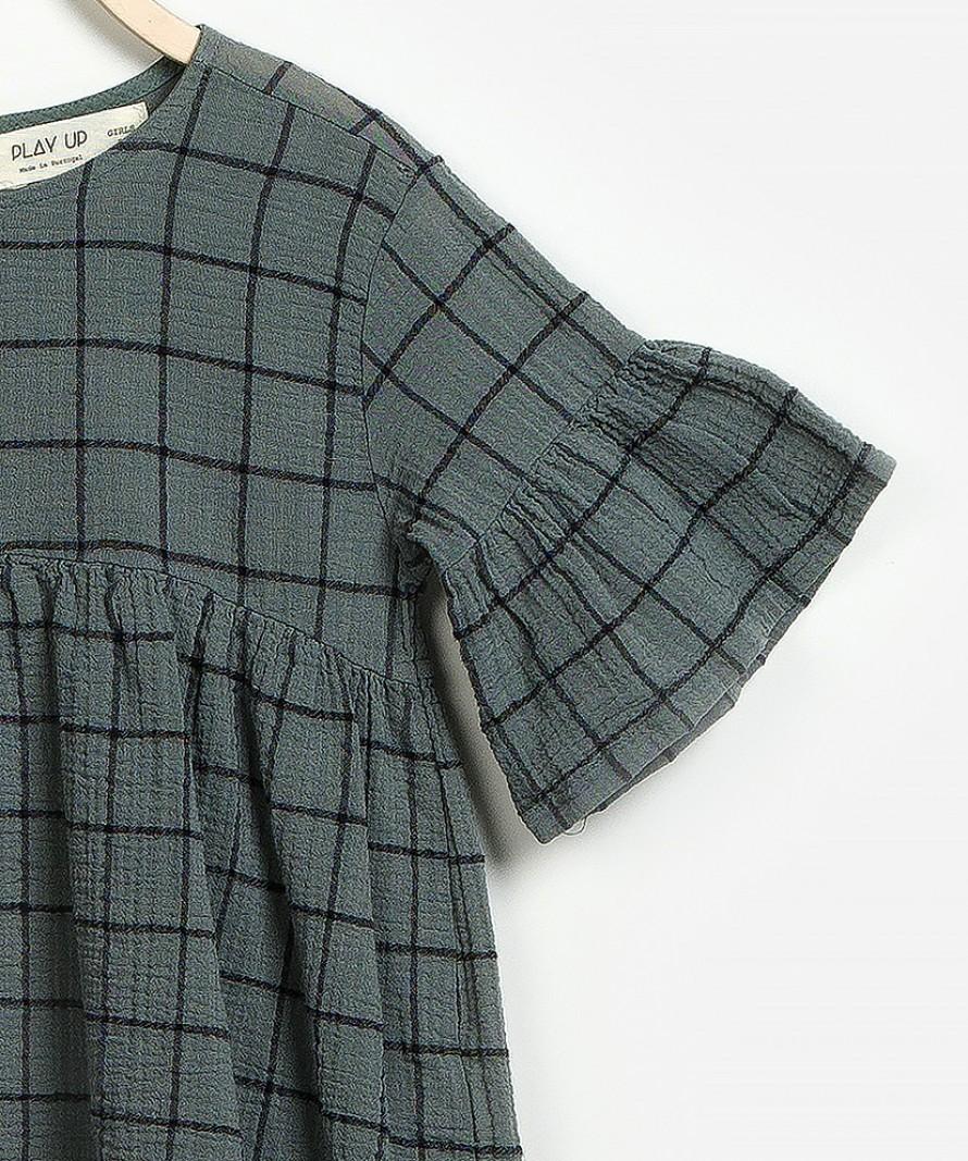 Vestido Tecido