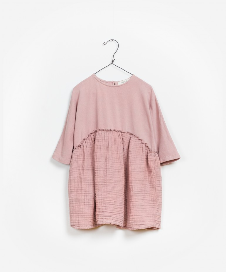 Vestido Mistura