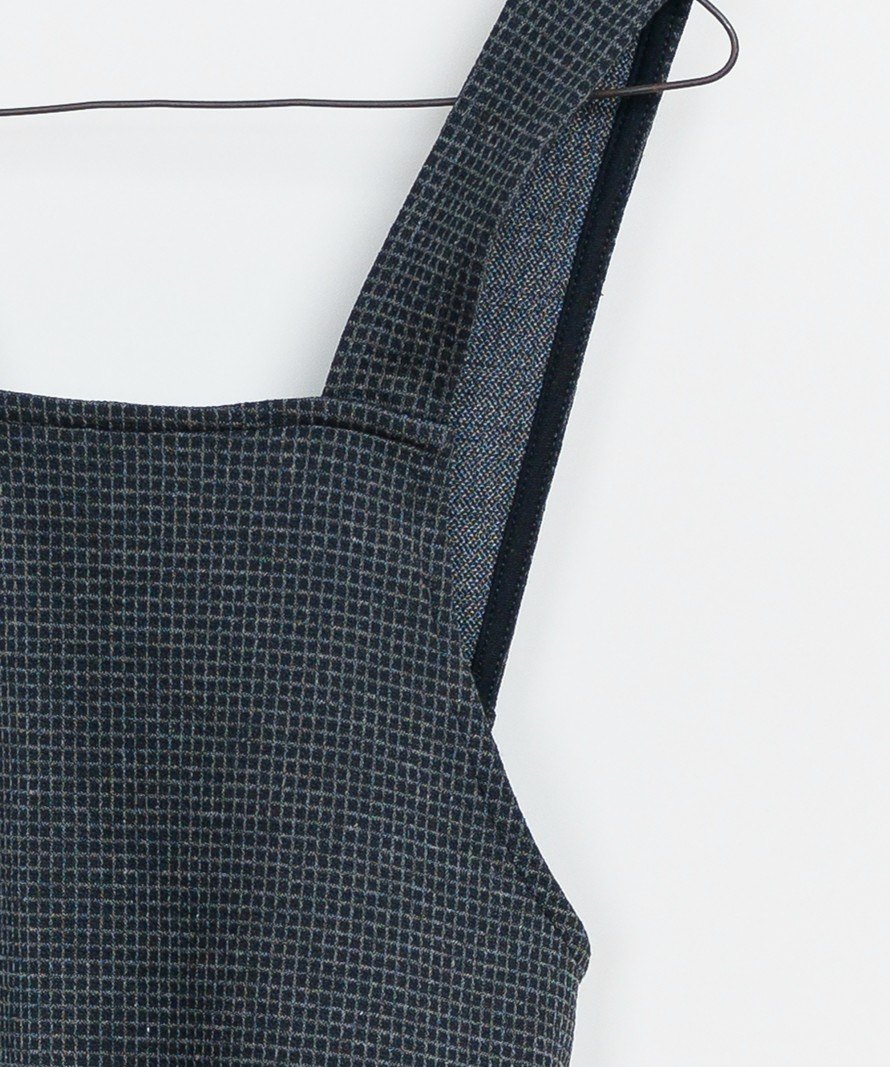 Vestido Interlock