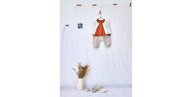 Baby girl clothes | gilet