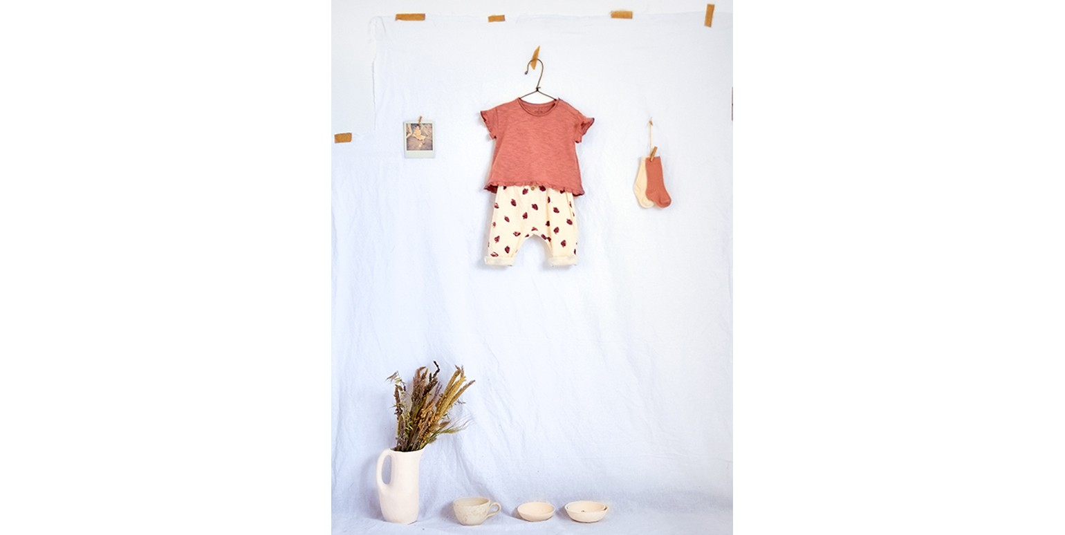 Baby girl clothes | t-shirt