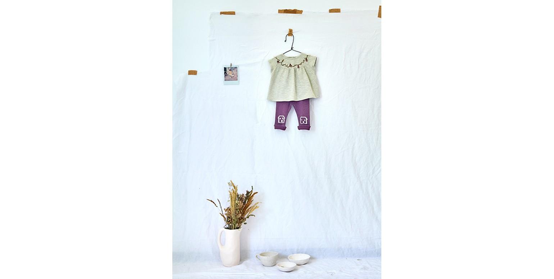 Baby girl clothes | top