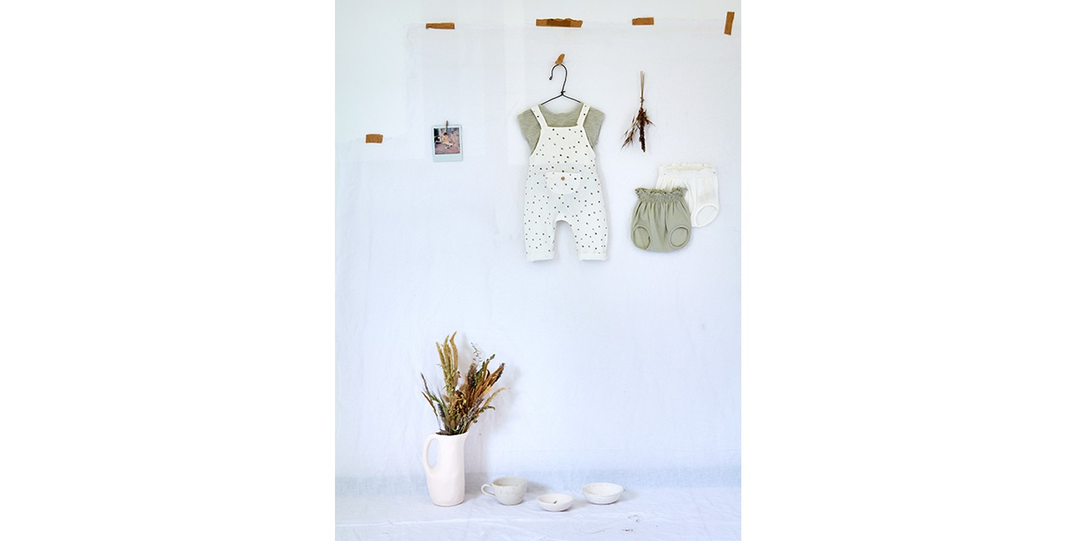 Baby girl clothes | jumpsuit