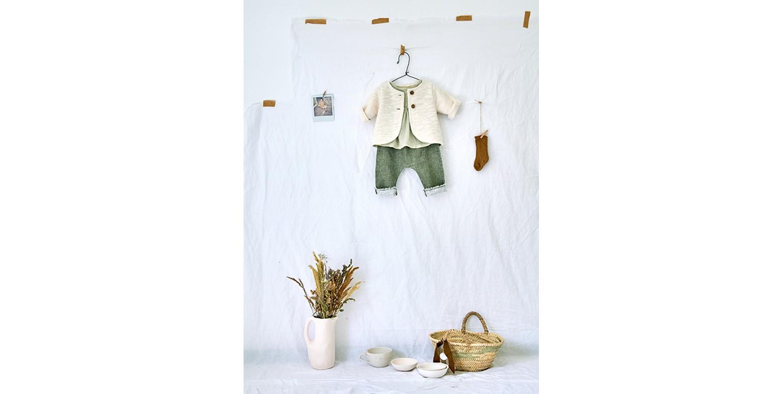 Baby girl clothes | casaco