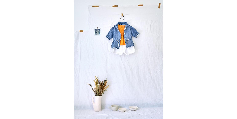 Baby girl clothes | parka