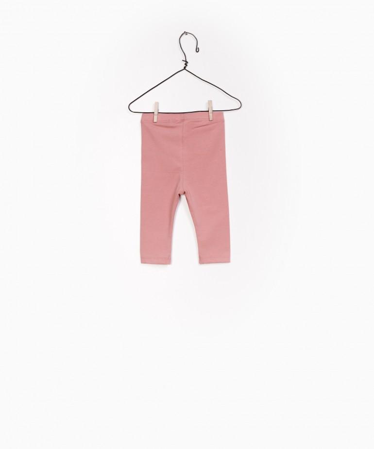 Pantalones Jersey Lycra
