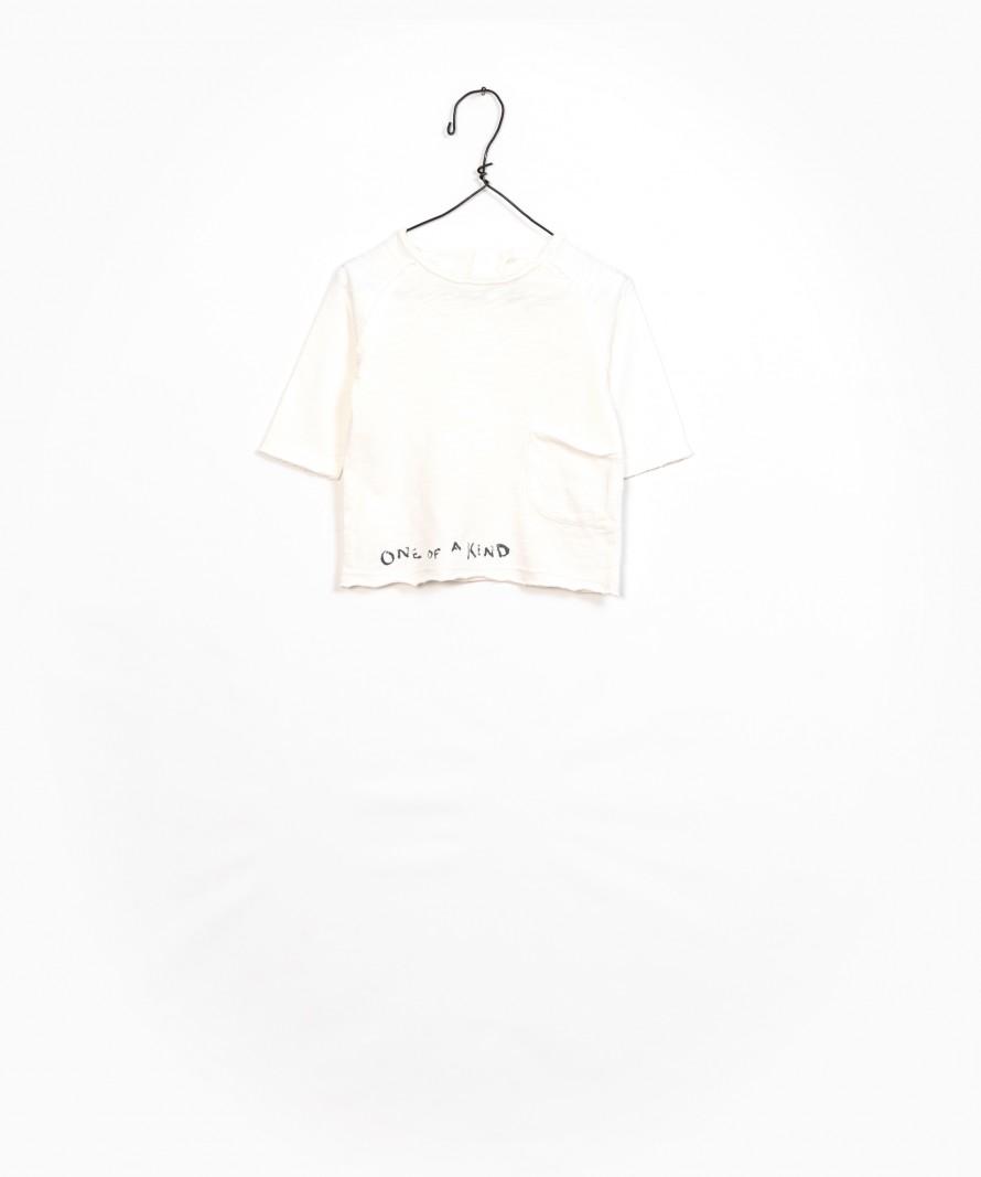T-shirt Manga Comprida Jersey Flamê