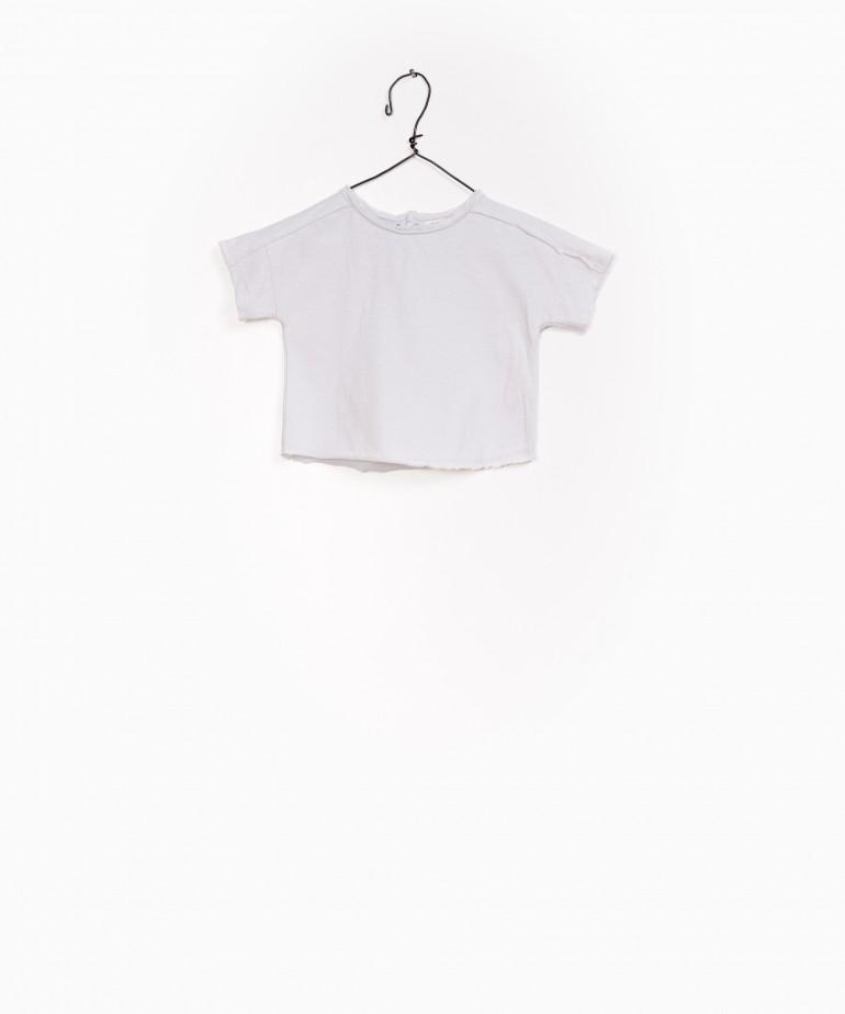 T-shirt Jersey Algodão