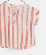 Camisa Tejido Estampado