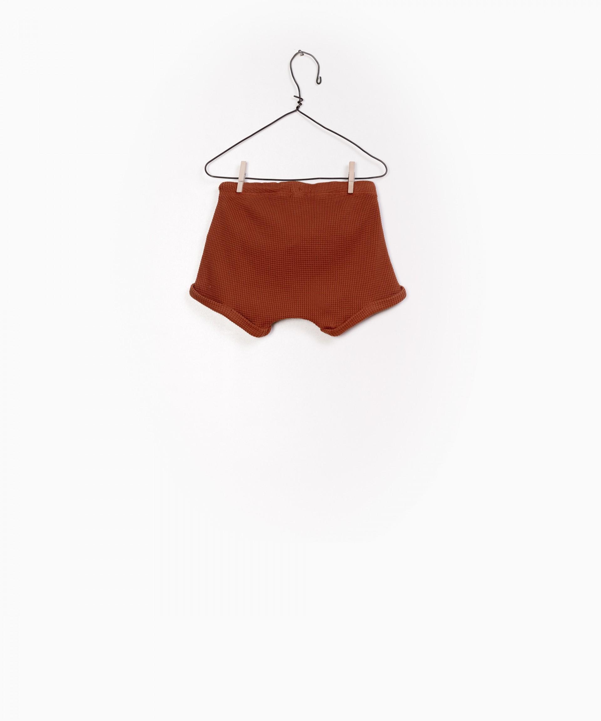 Interlock Shorts