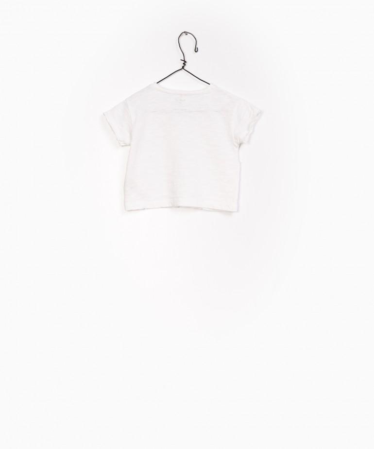 T-shirt Jersey Flamê Koalin