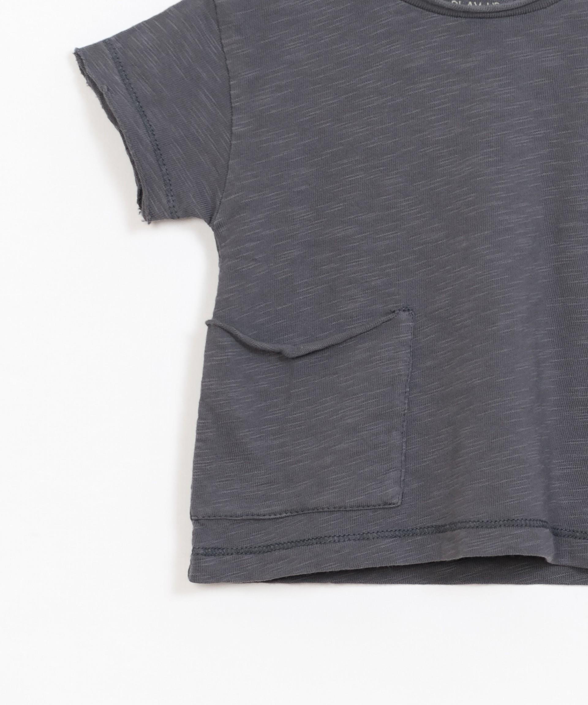 Camiseta Jersey Flamê Stone