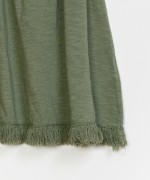 Flamé Jersey Skirt