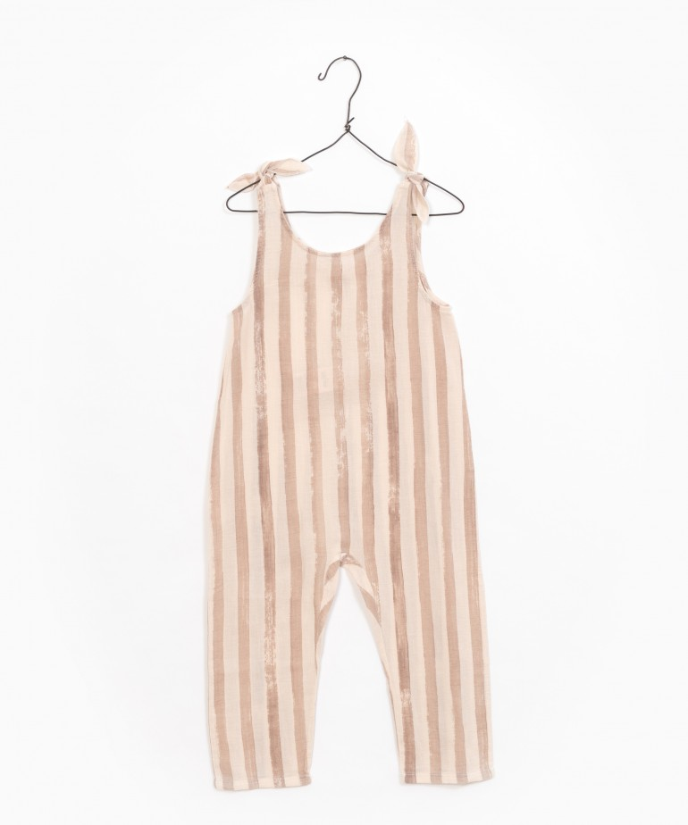 Printed Woven Jumpsuit