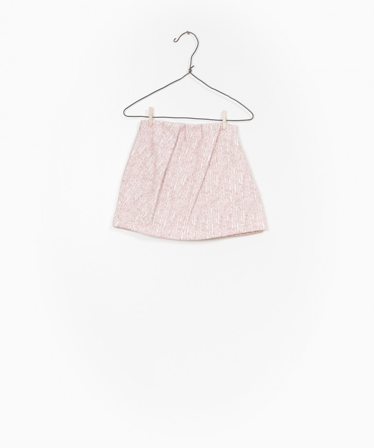 Interlock Skirt