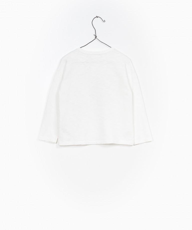 LS Flamé Jersey T-shirt