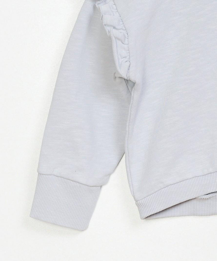 Sweat 100% algodão orgânico