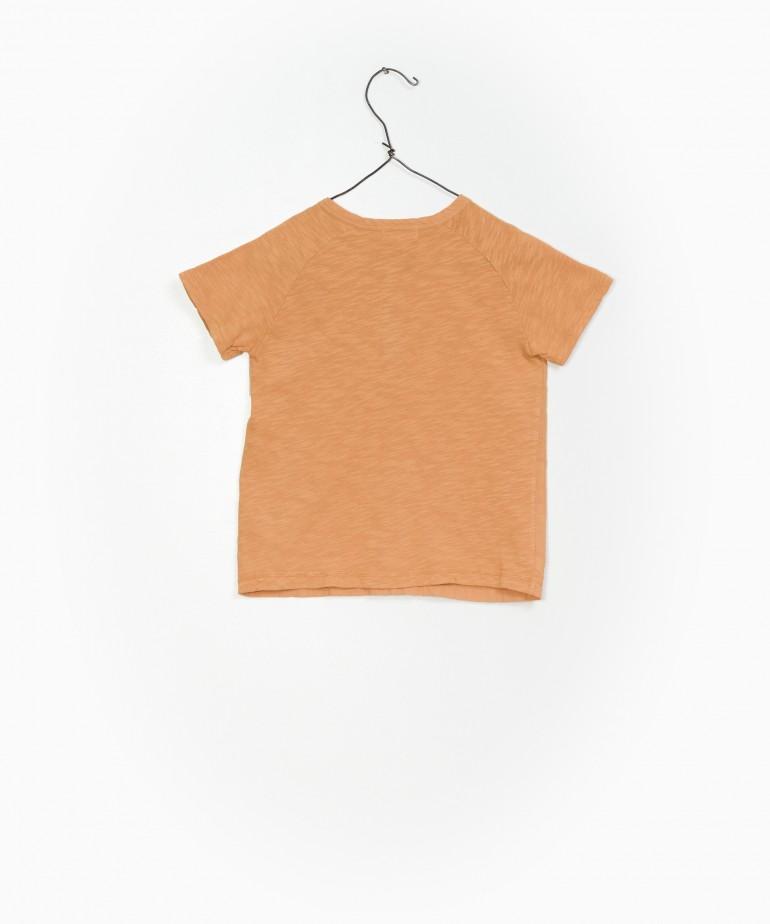 T-shirt Tejidios Mixtos