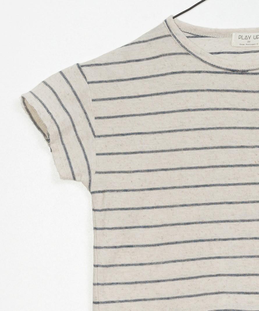 T-shirt Jersey Riscas