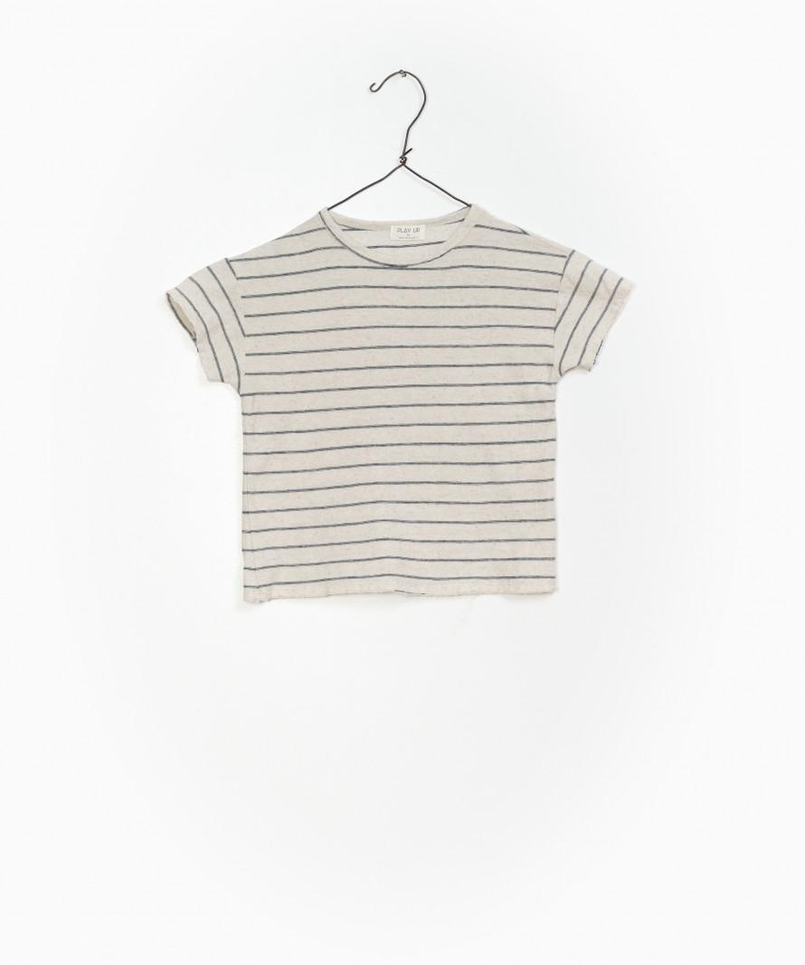 Striped Jersey T-shirt