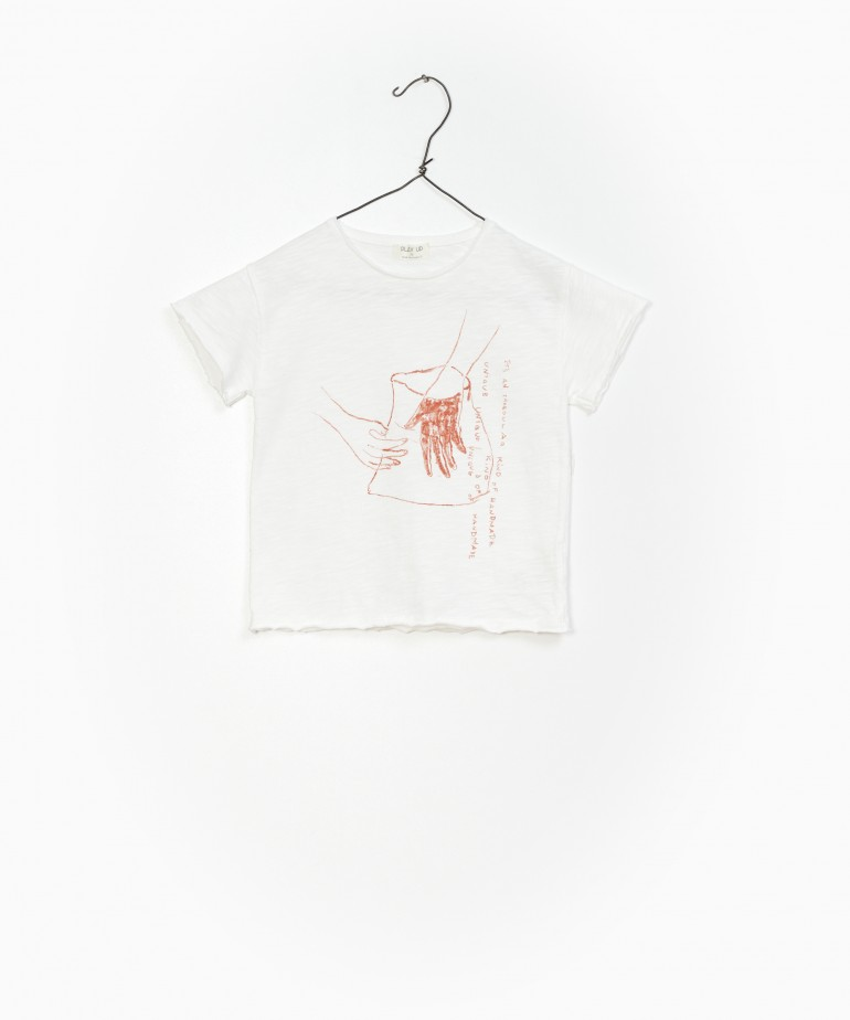 Camiseta Jersey Flamê
