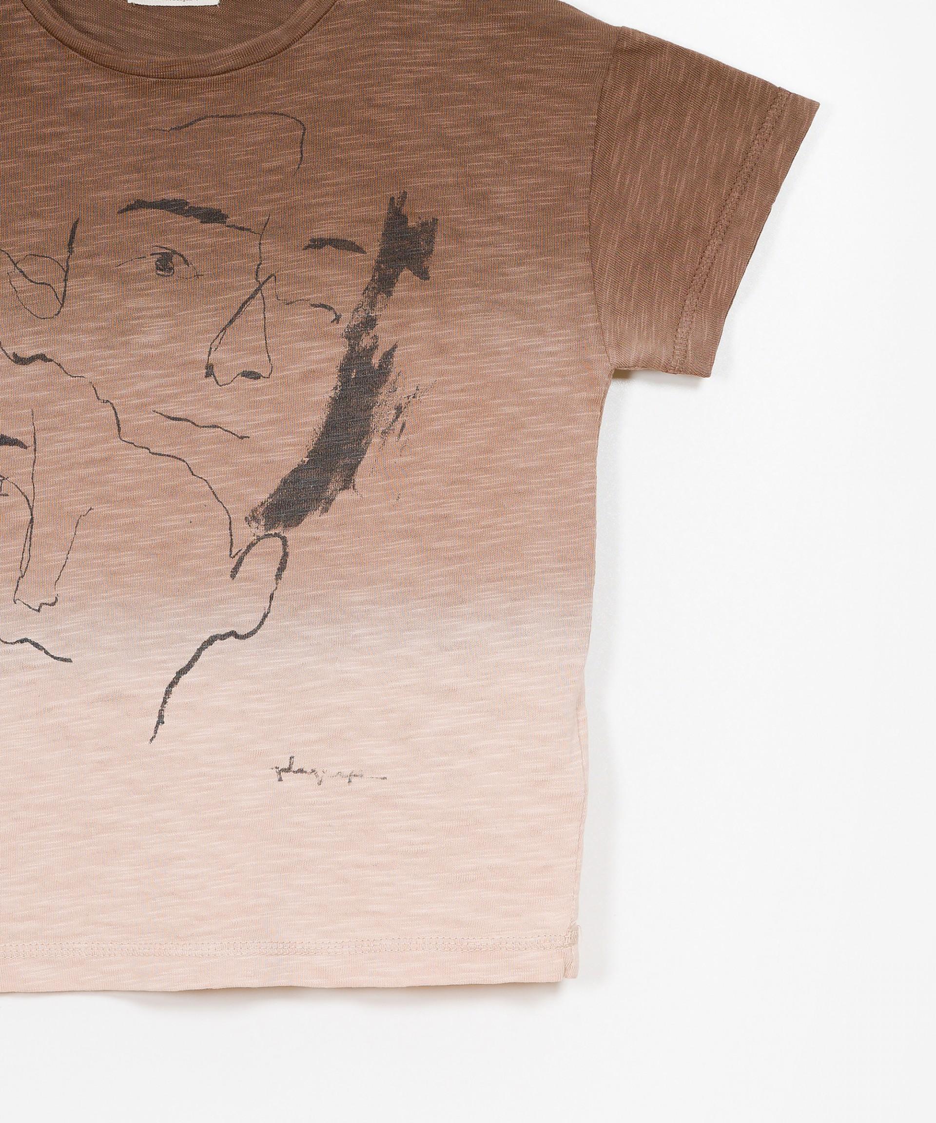 Camiseta Jersey Flamé