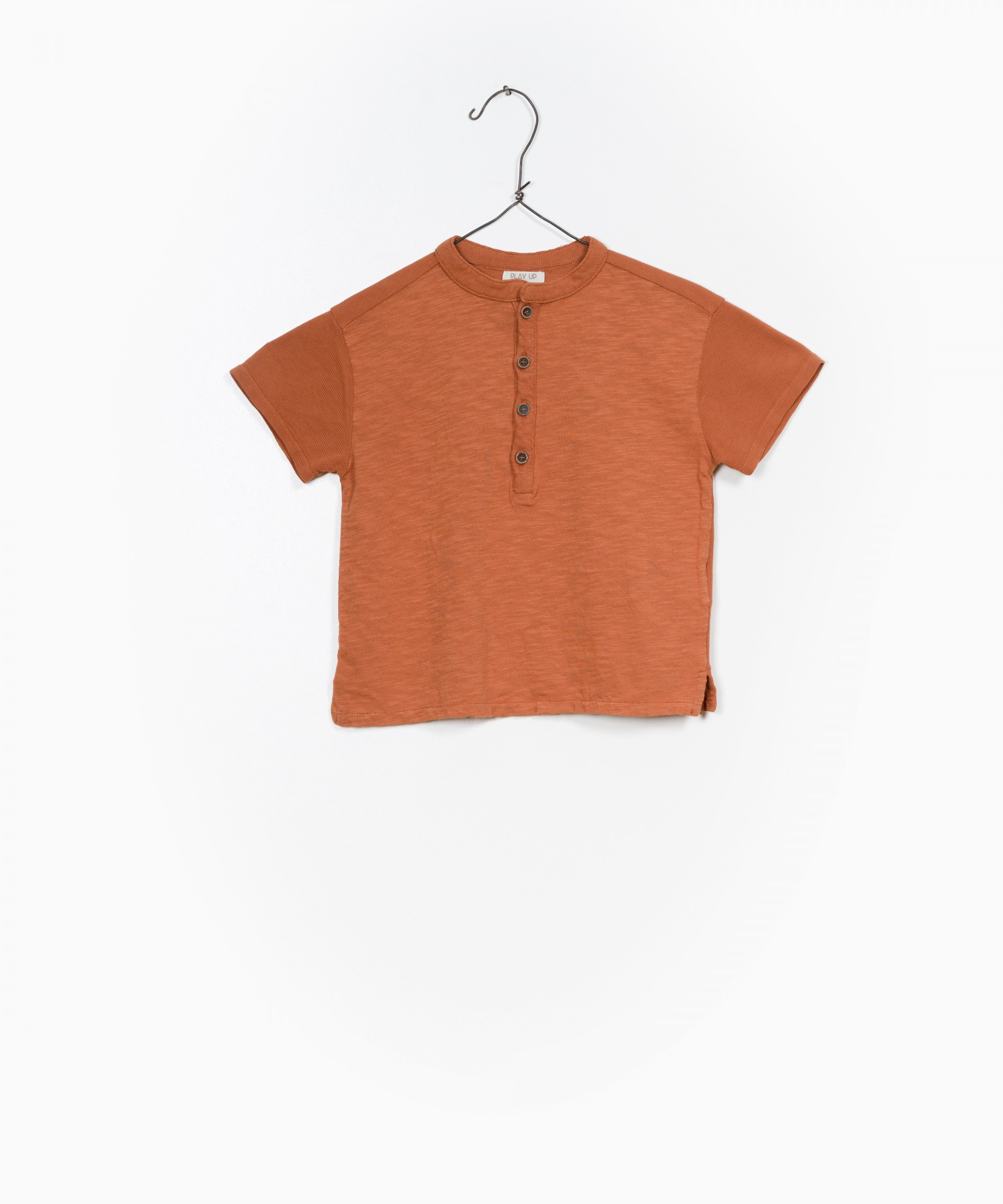 Mixed Polo Shirt
