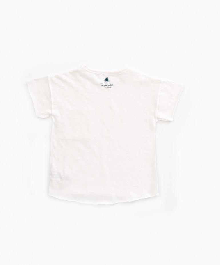 Anti-UV Flamé Jersey T-shirt