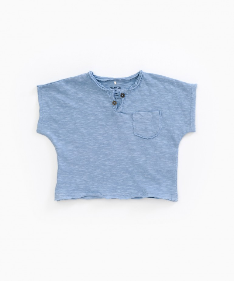 T-shirt Jersey Flamê