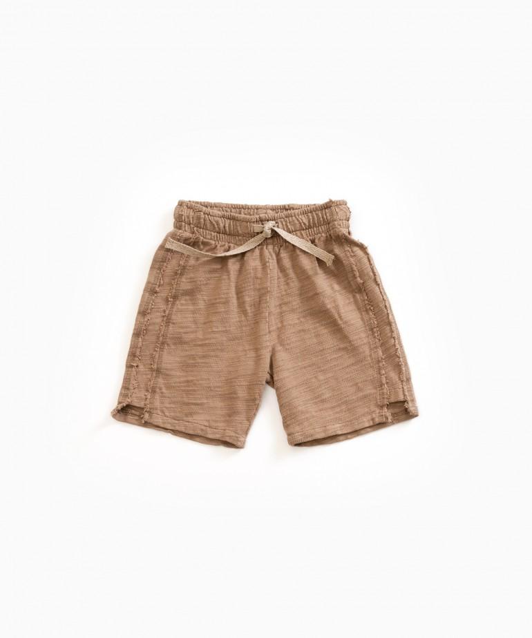 Flamé Jersey Shorts