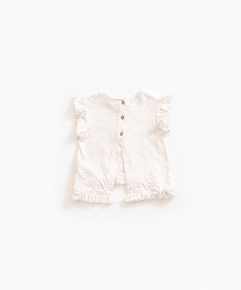 T-shirt Jersey Flamê Anti-UV