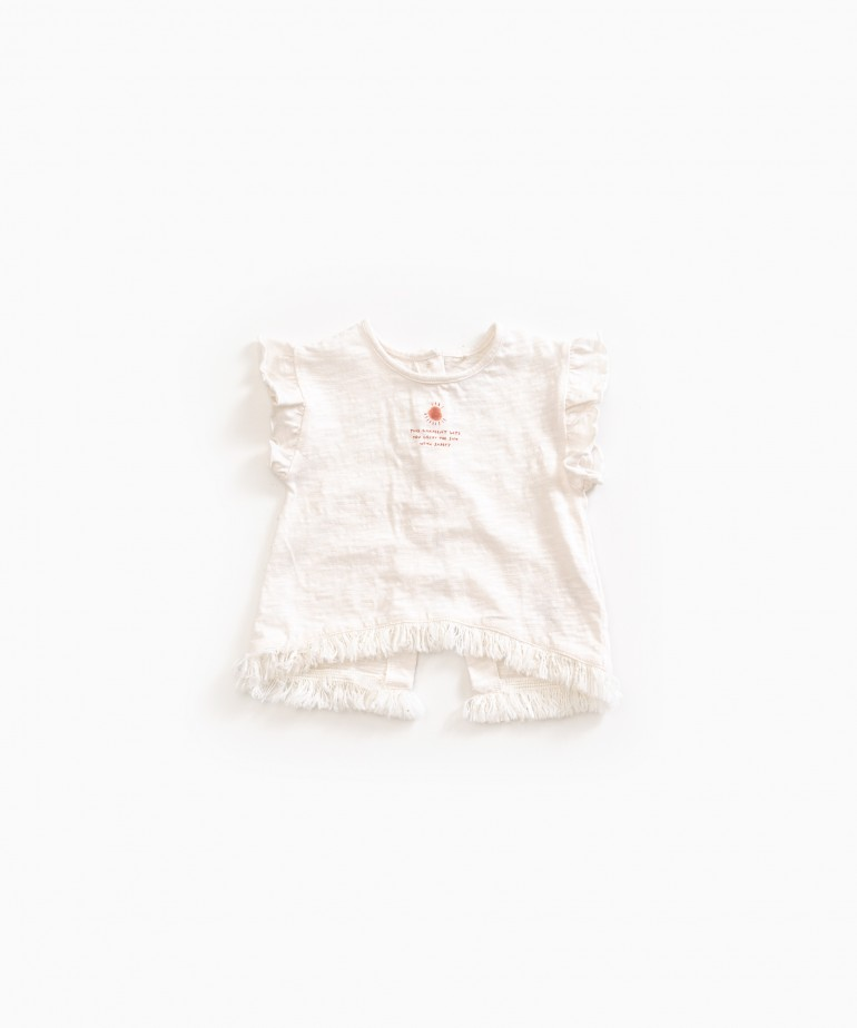 Flamé Jersey T-shirt Anti-UV