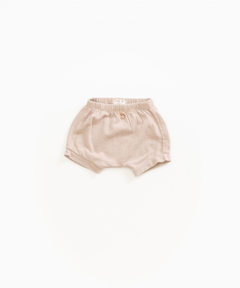 Fleece Flamé Shorts