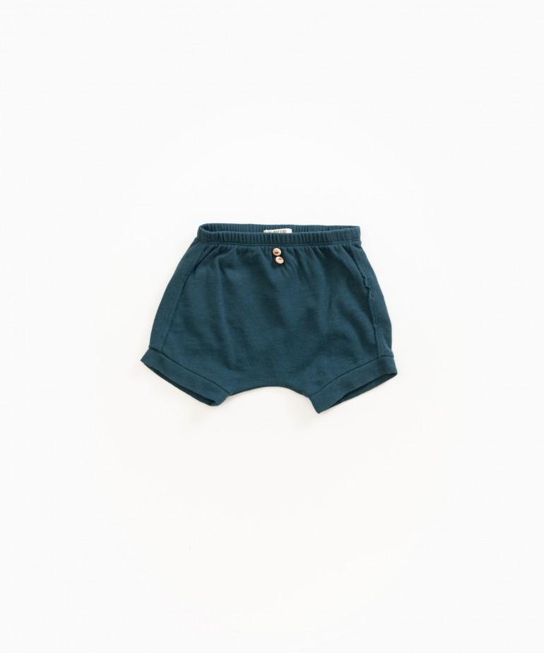 Fleece Flamé Shorts